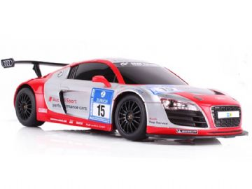 Radio Control Car Audi R8 LMS Performance 1:18 Scale Official RC Model